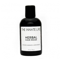 HERBAL HAIR MASK masque capillaire: The Innate Life