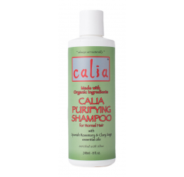 """PURIFYING"" organic purifying shampoo for normal / oily hair (240 ml): Calia"