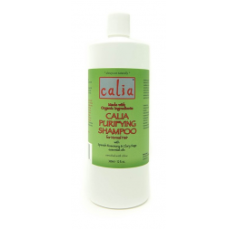 """PURIFYING"" organic purifying shampoo for normal / oily hair (1 L): Calia"