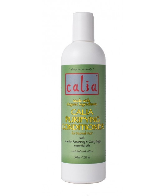 """""""PURIFYING"""" organic purifying conditioner for normal / oily hair (360 ml): Calia"""