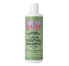 """PURIFYING"" organic purifying shampoo for dry hair (240 ml): Calia"