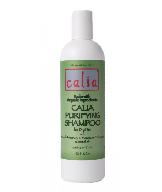 "copy of ""PURIFYING"" organic purifying shampoo for dry hair (360 ml): Calia"