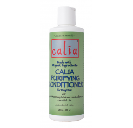 """PURIFYING"" organic purifying conditioner for dry hair (240 ml): Calia"
