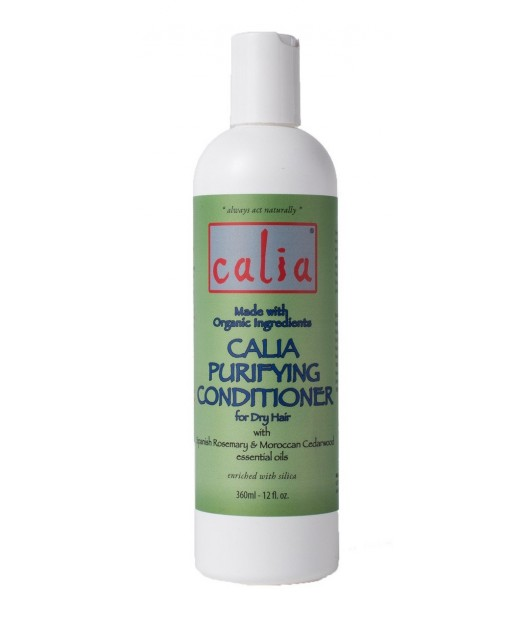 """PURIFYING"" organic purifying conditioner for dry hair (360 ml): Calia"