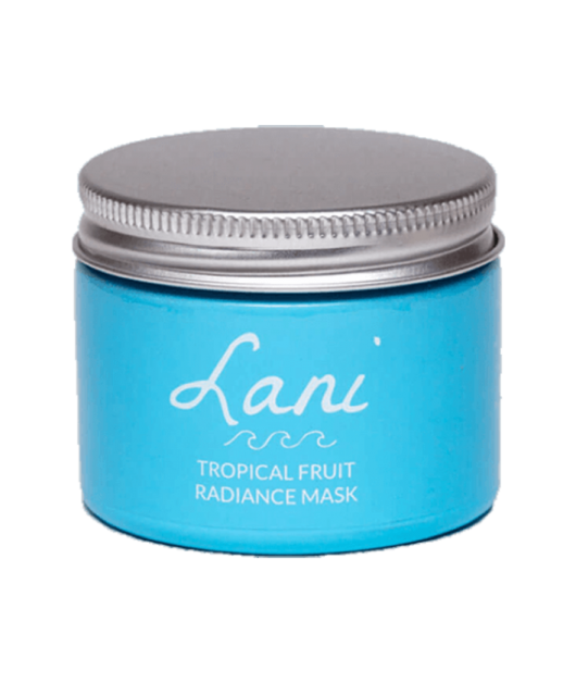 """TROPICAL FRUIT"" radiance mask: Lani"