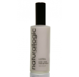 """LUSTRAL"" purify and clarify cream gel cleanser: Naturallogic"