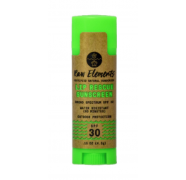 LIP RESCUE SPF30: Raw Elements USA
