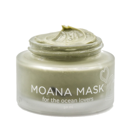 """MOANA"" Mask for the ocean lovers: Honua Skincare"