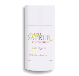 DEODORANT rose and sandalwood: Agent Nateur