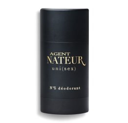 DEODORANT unisex vetiver, rose, sandalwood and cedarwood: Agent Nateur