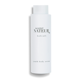 HOLI (BODY) anti-aging, firming and anti-cellulite body oil: Agent Nateur