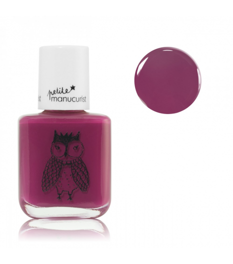 """URSULE THE OWL"" children nail polish: Manucurist"