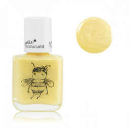"""PIA THE BEE"" children nail polish: Manucurist"