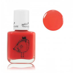 """LUCETTE THE WARBLER"" children nail polish: Manucurist"