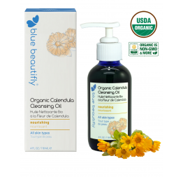 CLEANSING OIL Calendula: Blue Beautifly