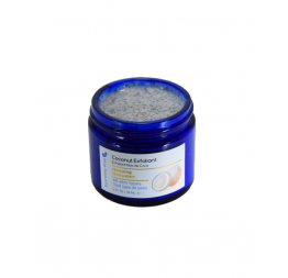 COCONUT exfoliant: Blue Beautifly