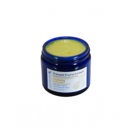 EXFOLIANT aux enzymes d'ananas: Blue Beautifly