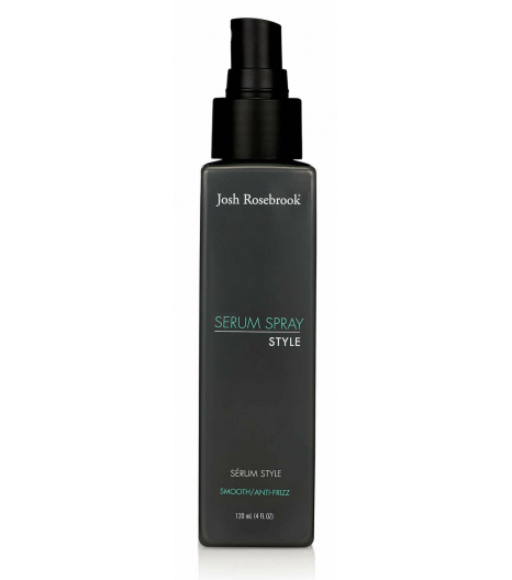 SERUM SPRAY soin coiffant et anti-frizz: Josh Rosebrook