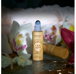 """I AM LOVE"" the sensual perfume oil of Mahalo"