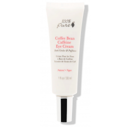"""COFFEE BEAN"" caffeine eye cream: 100% Pure"