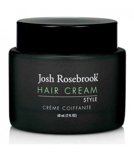 HAIR CREAM: Josh Rosebrook