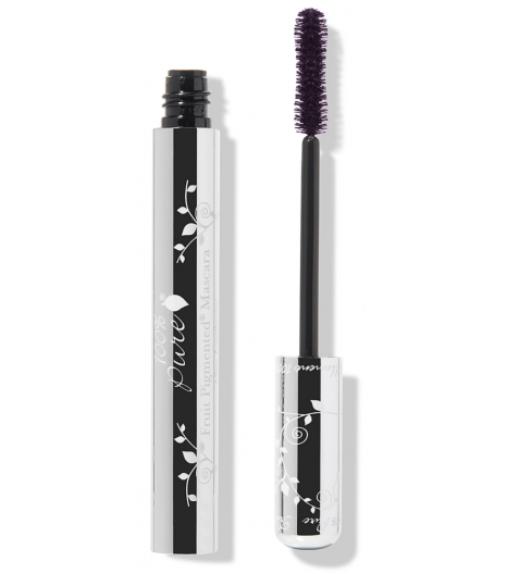 """BLACKBERRY"" mascara violet aux pigments de fruits: 100% Pure"