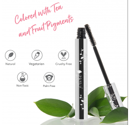 """BLACKBERRY"" fruit pigmented mascara: 100% Pure"