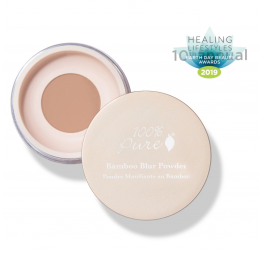"""BAMBOO BLUR POWDER"" mattifying powder: 100% Pure"