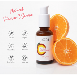 SERUM A LA VITAMINE C: 100% Pure