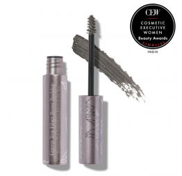 """GREEN TEA FIBER BROW BUILDER"" soin coloré pour les sourcils ""medium brown"": 100% Pure"