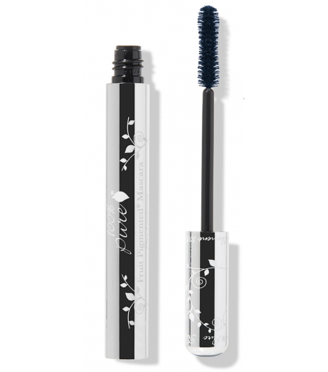 """BLUEBERRY"" mascara bleu aux pigments de fruits: 100% Pure"