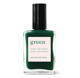 """EMERALD"" nail polish: Manucurist"