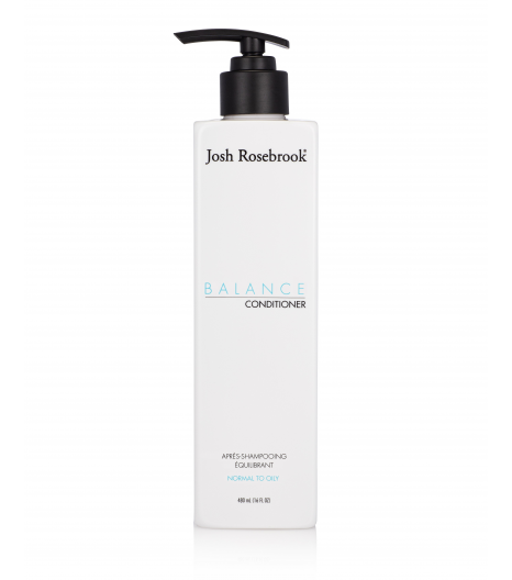 """BALANCE CONDITIONER"" après-shampoing équilibrant: Josh Rosebrook"