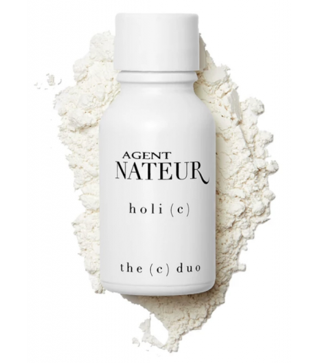 """HOLI (C)"" anti-aging treatment with calcium and vitamin C: Agent Nateur"
