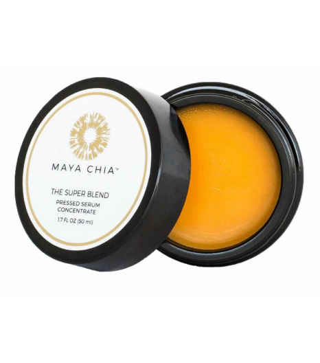 """THE SUPER BLEND"" baume hydratant concentré: Maya Chia"