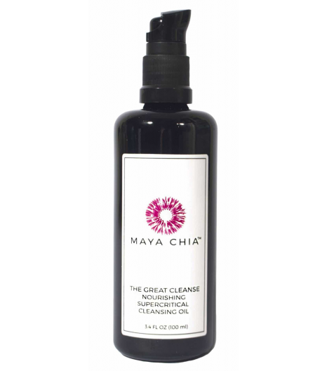 """""""THE GREAT CLEANSE"""" nourishing supercritical cleansing oil: Maya Chia"""