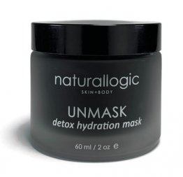 """UNMASK"" Detox Hydratation mask: Naturallogic"