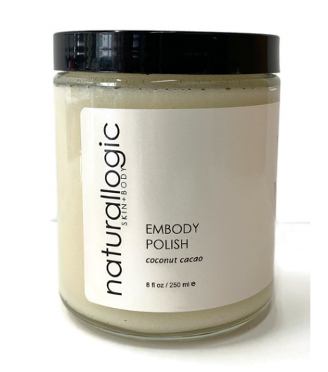 """""""EMBODY SCRUB"""" gommage corps au coco et cacao: Naturallogic"""
