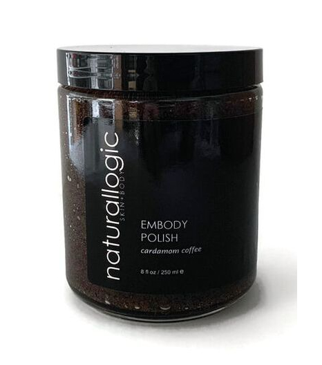 """EMBODY"" coffee & cardamom: Naturallogic"