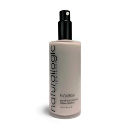 """FLOURISHING"" cleanser: Naturallogic"