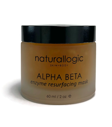 """ALPHA BETA"" masque exfoliant: Naturallogic"