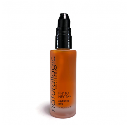 """PHYTO NECTAR"" radiance oil: Naturallogic"