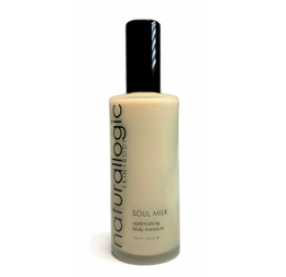 """SOUL MILK"" replenishing body lotion: Naturallogic"