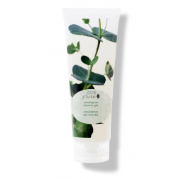 """EUCALYPTUS"" shower gel: 100% PURE"