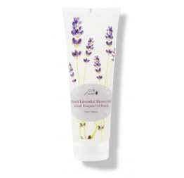 """FRENCH LAVENDER"" shower gel: 100% PURE"