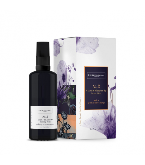 """CITRUS RHAPSODY"" toner mist: Edible Beauty Australia"