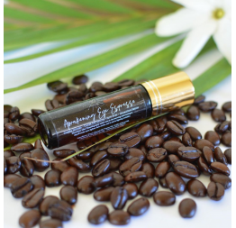 """ESPRESSO"" eye serum: Ao Organics"