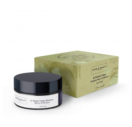 """DESERT LIME FLAWLESS"" micro exfoliant: Edible Beauty Australia"