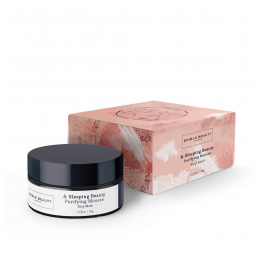 """PURIFYING MOUSSE"" masque purifiant de nuit: Edible Beauty"