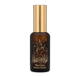 """THE GIVER"" illuminative cleansing oil & makeup dissolver: Wabi Sabi"